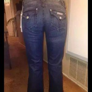 AUTHENTIC Hudson bootleg Jean